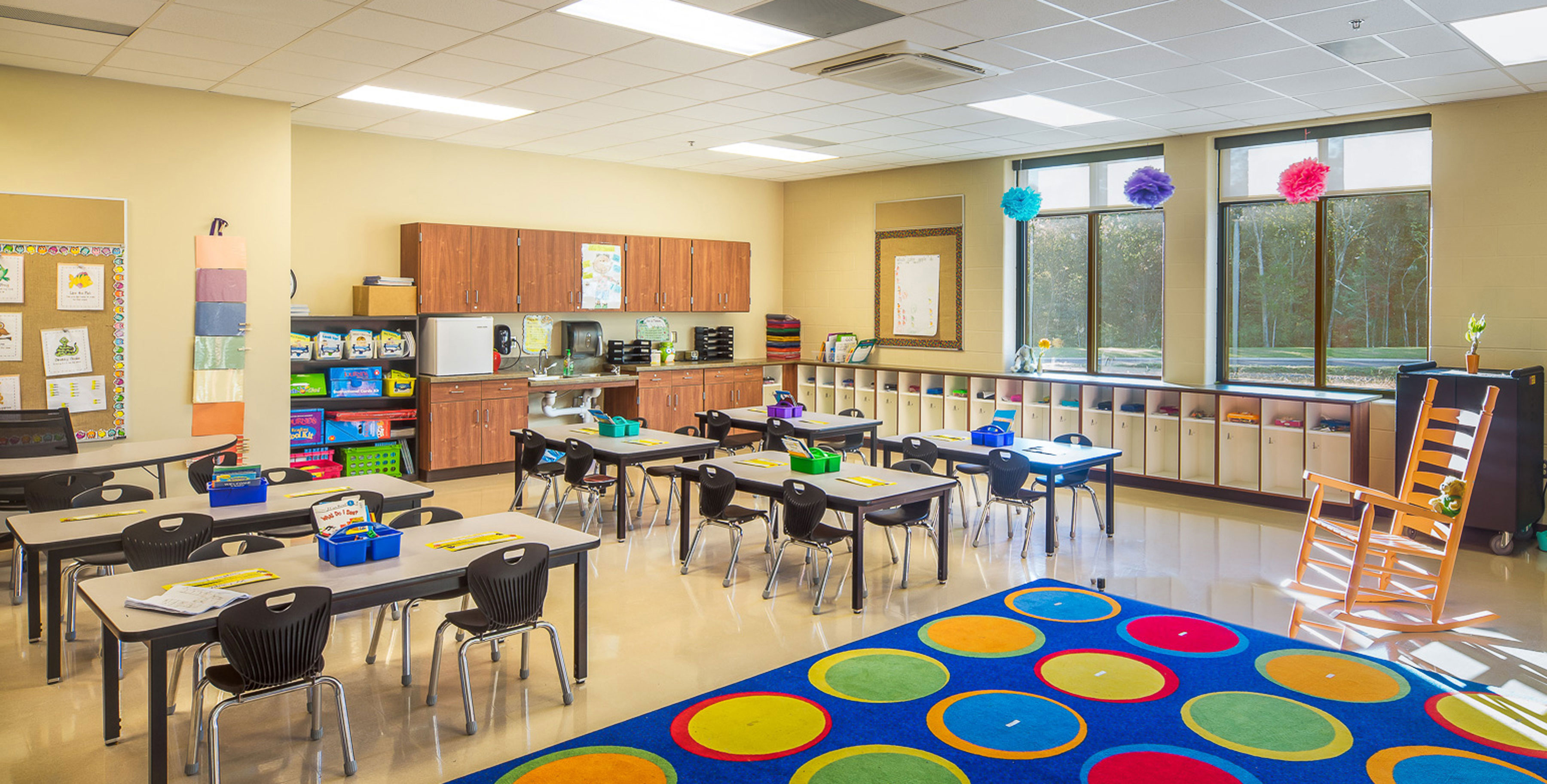 Smith Springs Elementary School - Gould Turner Group